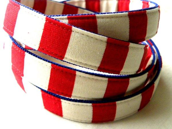画像4: 綿麻 Stripe