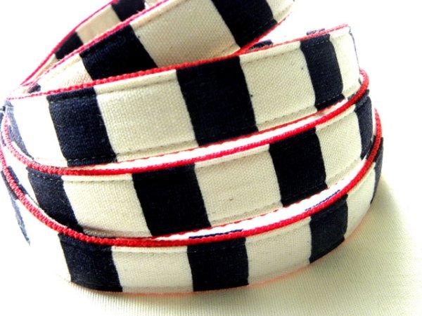 画像5: 綿麻 Stripe